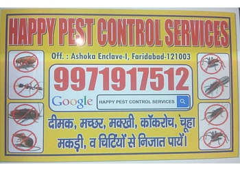 Happy pest control services