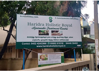 Haridra Holistic Royal Ayurvedic Treatment Centre