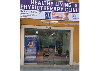Healthy Living Physiotherapy Clinic