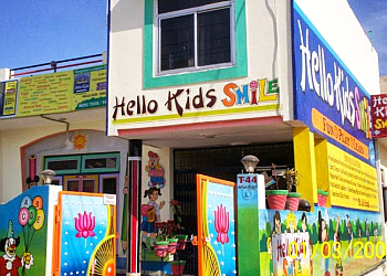 Hello Kids Smile
