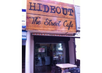 Hideout the Street Cafe