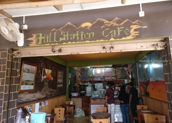 Hill Station Cafe