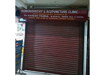 Homeopathy & Acupuncture Clinic