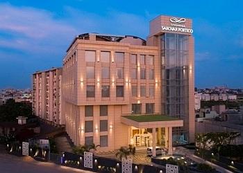 Hotel Singhania Sarovar Portico