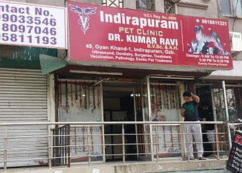Indirapuram pet clinic