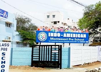 Indo American Montessori Pre School
