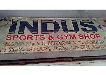 Indus Sports & Gym Shop