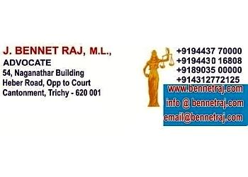 J. Bennet Raj