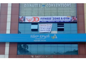 JD'S Fitness Zone and Health Club