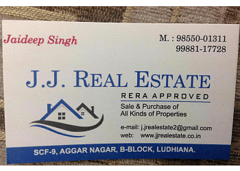 J.J Real Estate Rera Approved