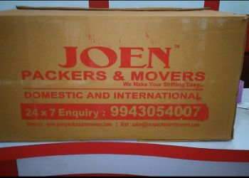 JOEN PACKERS AND MOVERS
