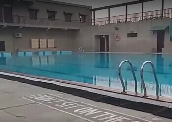Jiit Swimming pool