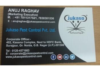 Jukaso pest control Indirapuram