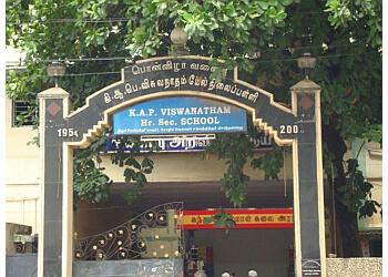 K A P Viswanathan Higher Sec School