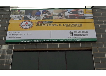 KHS Packers & Movers