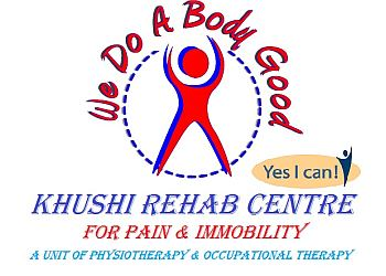 KHUSHI REHAB CENTRE For Pain & Immobility