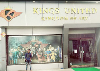 KINGS UNITED KINGDOM OF ART