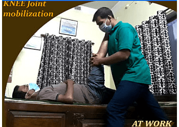 KUNAL CHATTERJEE (Physical therapist)