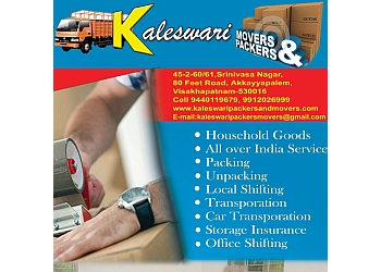 Kaleswari Packers And Movers