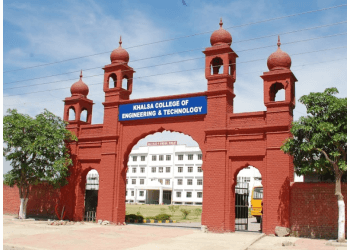 Khalsa College Of Engineering And Technology