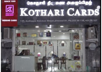 Kothari Cards