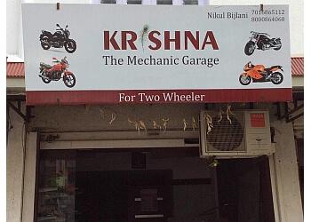 Krishna The Mechanic Garage