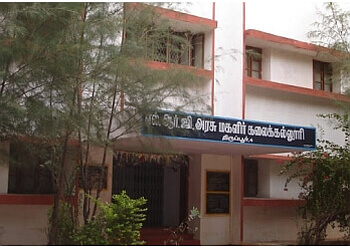 LRG Government Arts College For Women