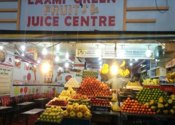 Laxmi green fruits & juice centre