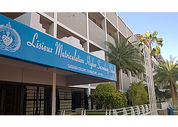Lisieux Matriculation Higher Secondary School