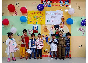 Little Tadpole Play School