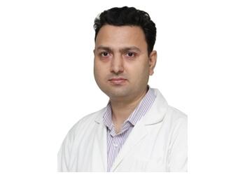 Dr. Nishikant Kumar, MBBS, MS (ORTHO), DNB (ORTHO), MNAMS