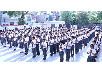 M.B. International School