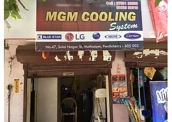 MGM Cooling System