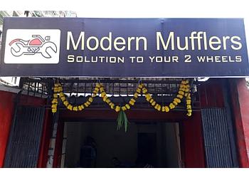 MODERN MUFFLERS