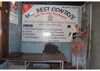 M.P. Pest Control