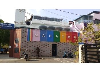 Mahatma Montessori Matriculaton Higher Secondary School(Residential)
