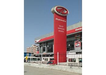 Mahindra First Choice Wheels Limited