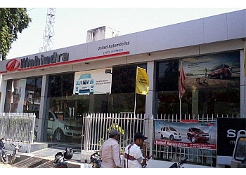 Mahindra First Choice Wheels Limited (United automobiles)