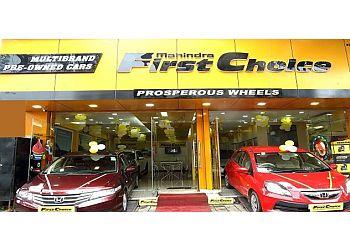 Mahindra First Choice Wheels Ltd.