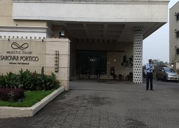 Majestic Court Sarovar Portico