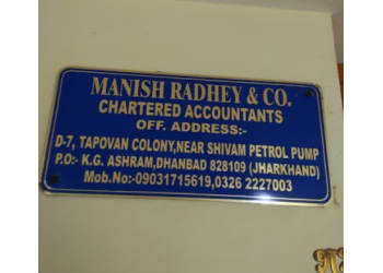 Manish Radhe & Co.