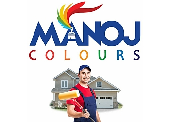 MANOJ COLOURS PROFESSIONAL PAINTING CONTRACTOR