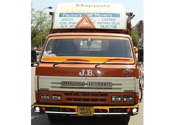 Mapway Movers