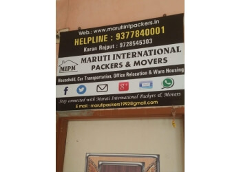 Maruti International Packers and Movers