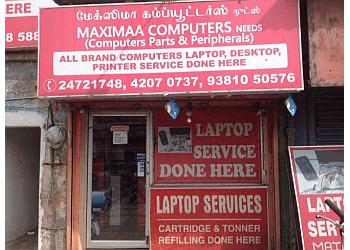 Maximaa Computers Needs