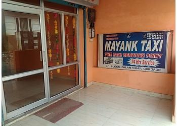 Mayank Taxi Service
