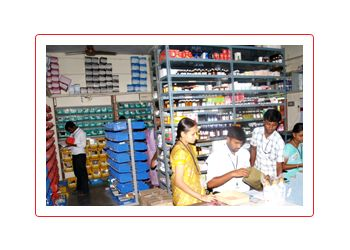 MEENAKSHI MISSION HOSPITAL & RESEARCH CENTRE - PHARMACY