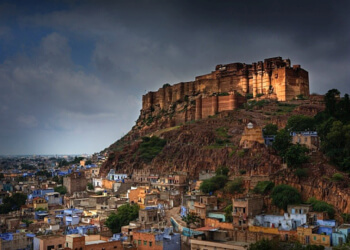 Mehrangarh Fort and Museum