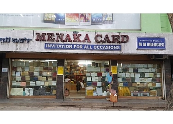 Menaka Card