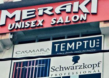 Meraki Pro unisex salon